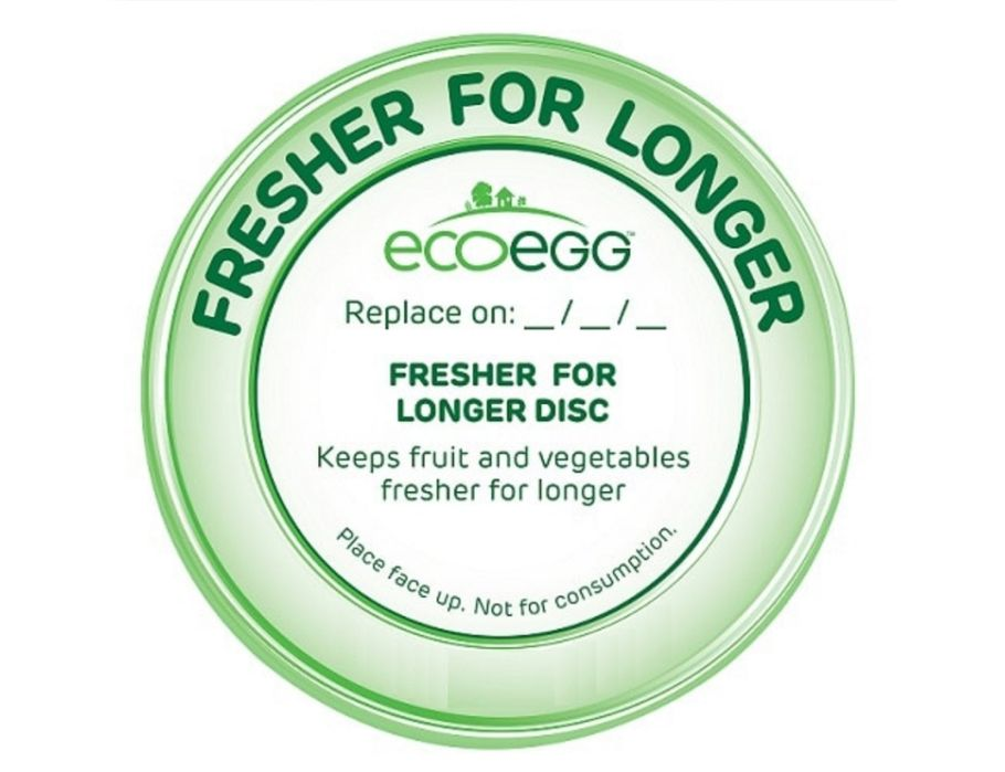 Fresher for longer - 4 discs