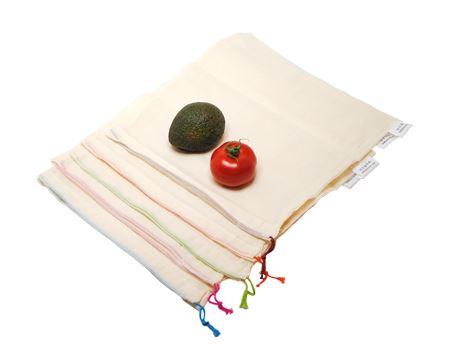 Bulk Groente en Fruit zak - XL 40 x 40 - 50 ST