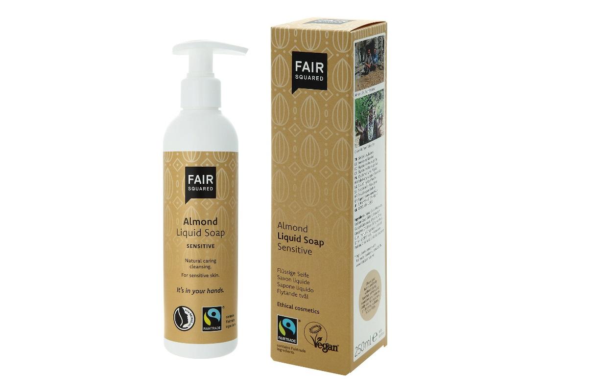 Liquid Soap Sensitive almond - 250 ml