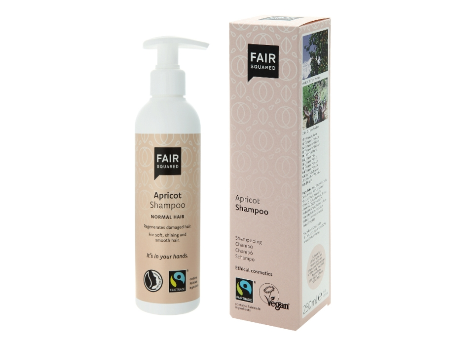 Shampoo Apricot 250ml