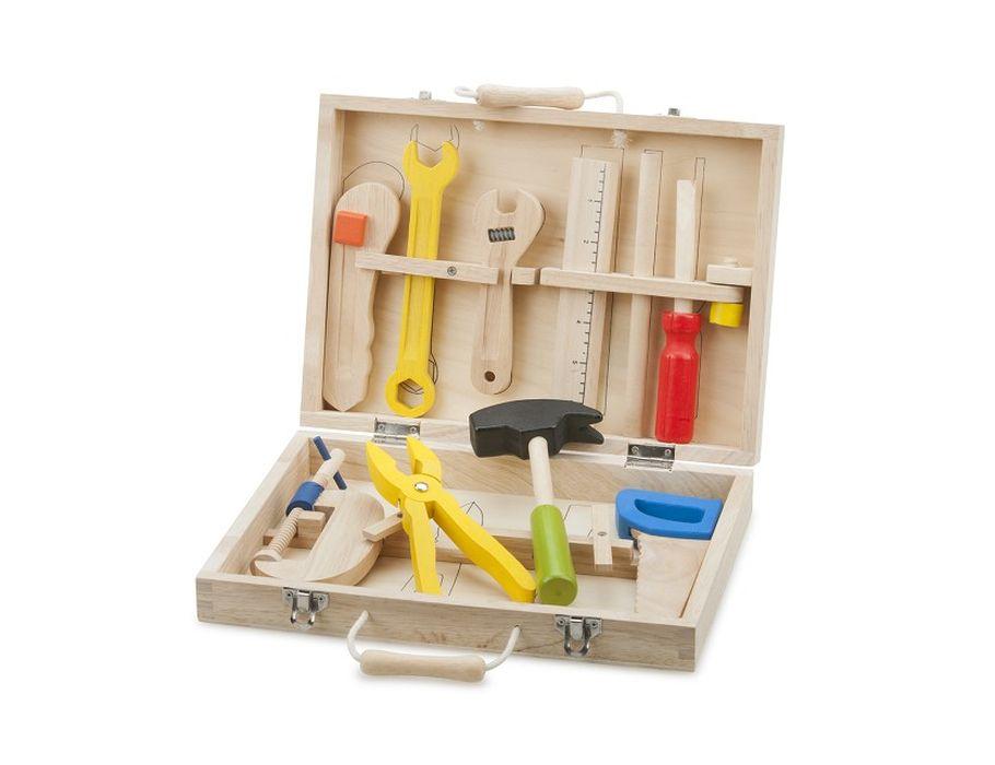 Werkzeugkiste 10-teilig