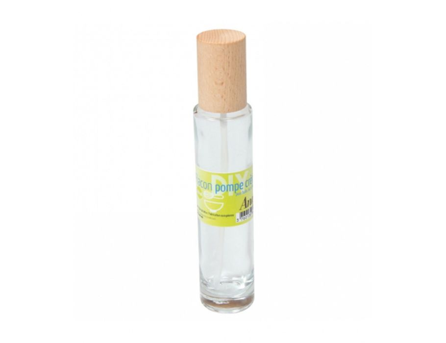 Glazen Pompflacon - 100 ml
