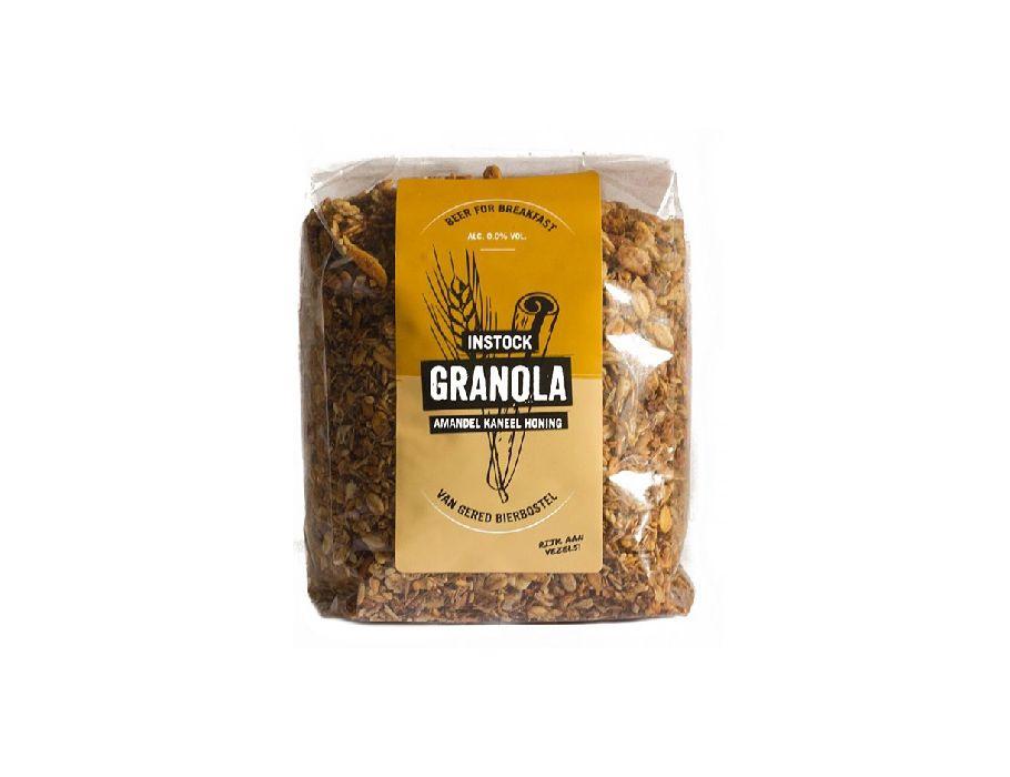 Granola - Beer for breakfast