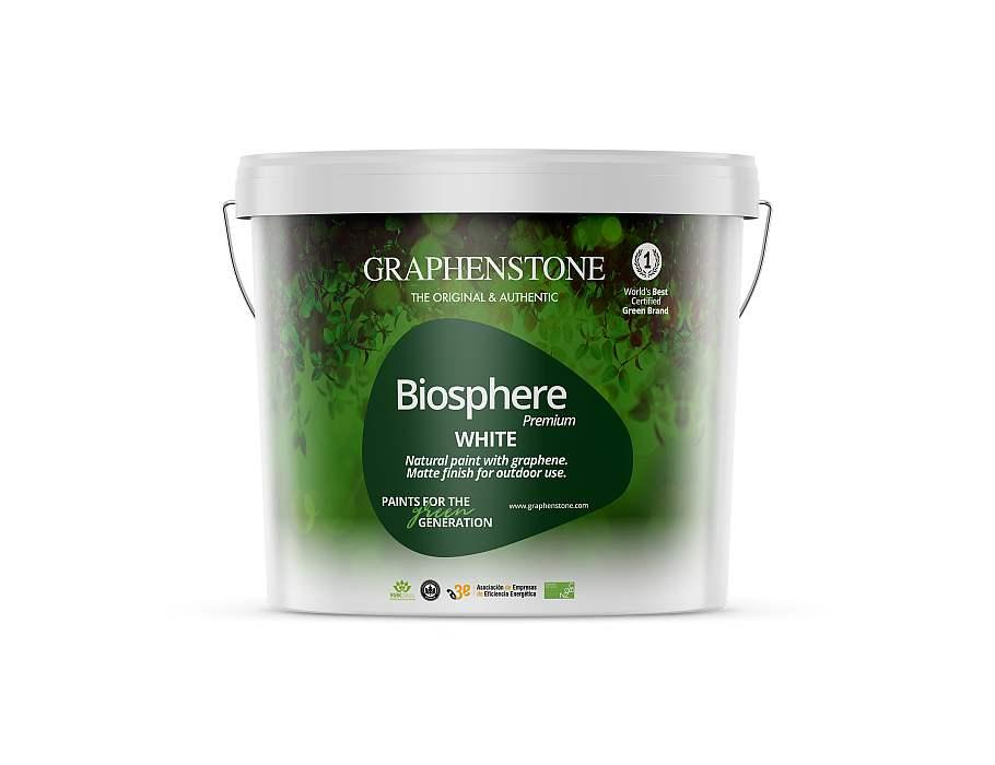 Biosphere Premium Weiß