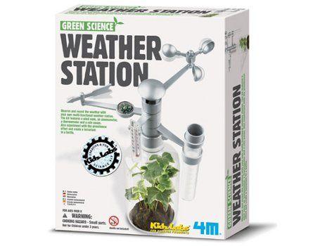 Wetter Station