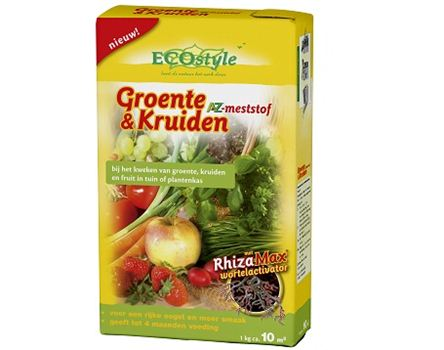 Plantenvoeding - Groente en Kruiden AZ