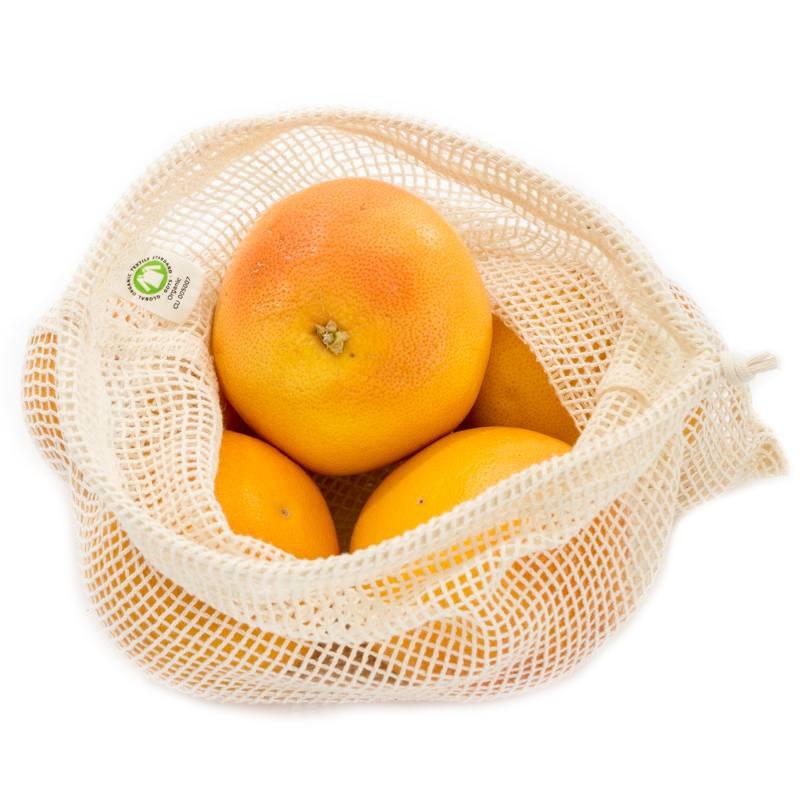 Fruit en Groente netje - Maat M