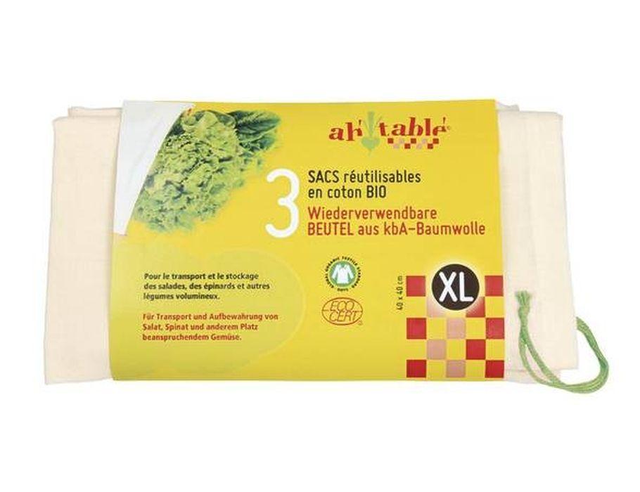 Groente en Fruitzak   XL - 3st 40x40