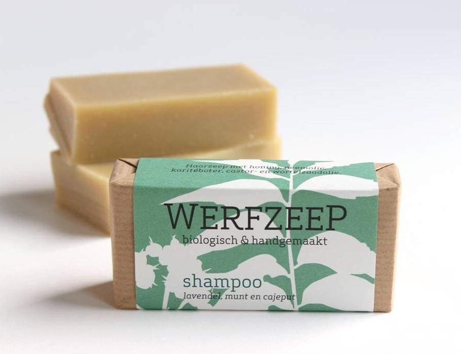 Werfzeep shampoo - 100 gr