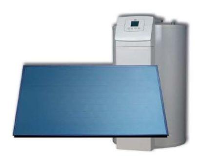 Solar Boiler Set helio 150
