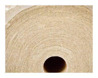 Ondervloer Hennep Felt - 5 mm dik