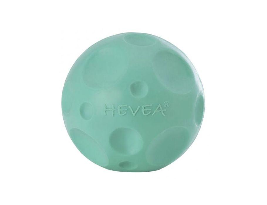 Hondenspeeltje Natuurrubber - Moonball - Pale Green