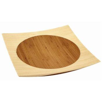 Bamboe bord 20 x 20