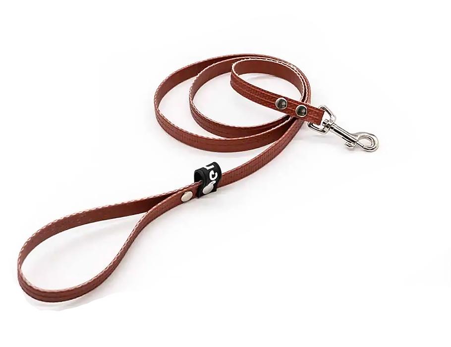 #114 Feuerwehrschlauch-Hundehalsband - Größe L