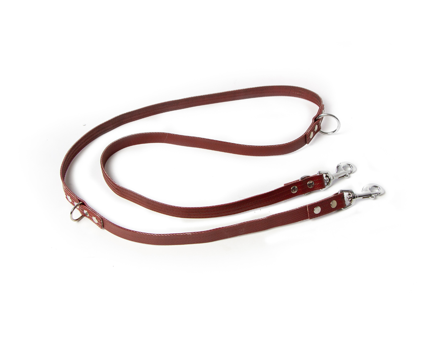 #114 Brandweerslang honden riem - maat L