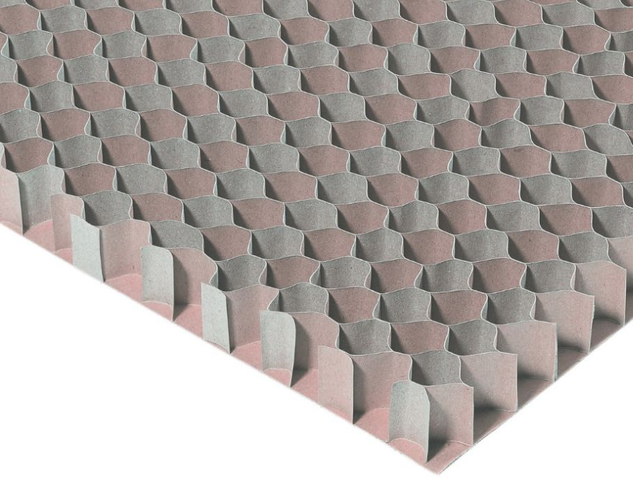 Honingraat element - 150 x 100 x 3 cm