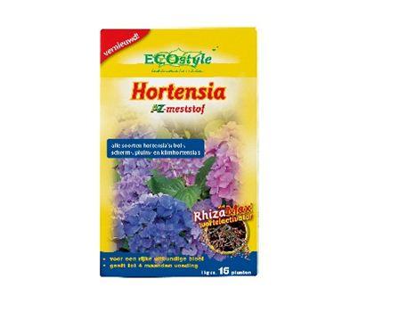 Meststoffen - Hortensia