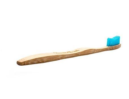 Bambus-Zahnbürste Kind