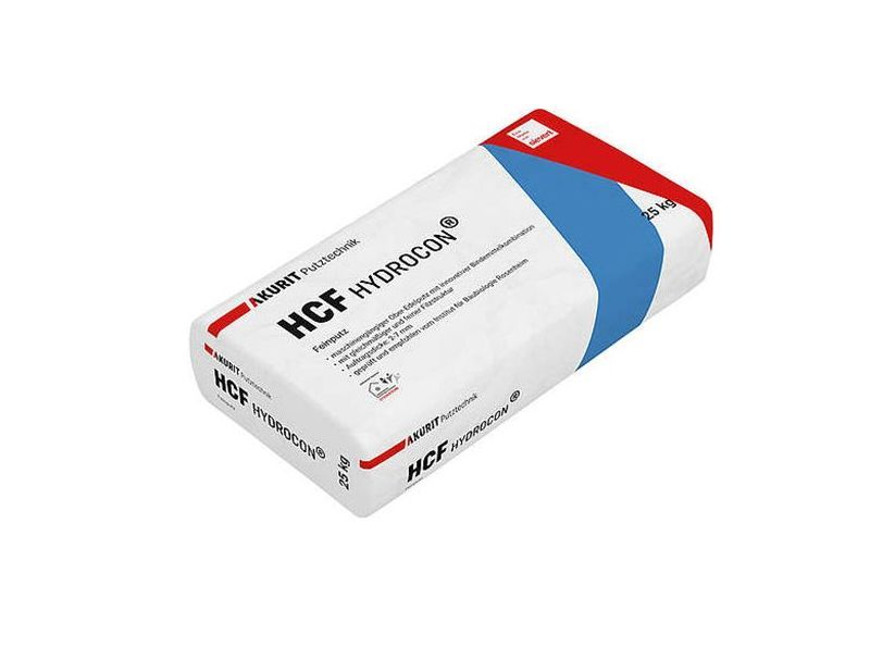 QM Hydrocon HCF - Fijn afwerkstuc - 25kg