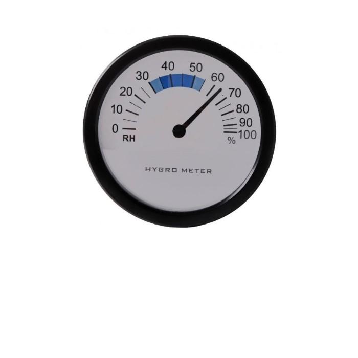 Hygrometer - 85 mm - rond
