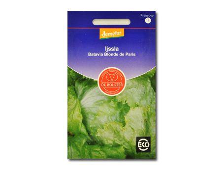Biologische groenten IJssla Batavia Blonde de Paris