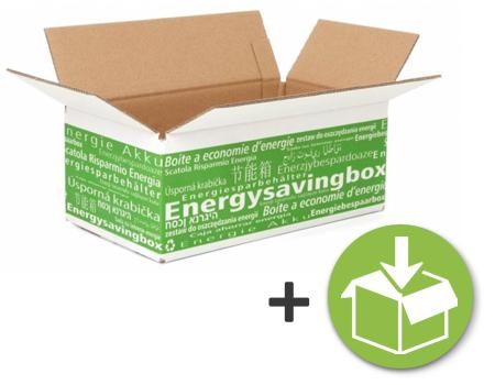 Producten samen verpakken in een doos