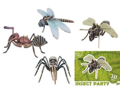 Bouwpakket - Maak je Insekt