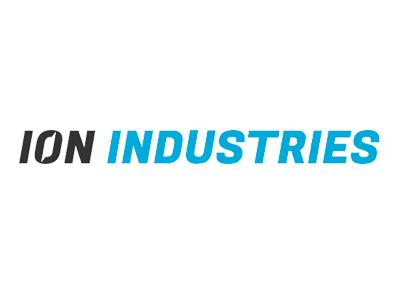 ION Industries logo