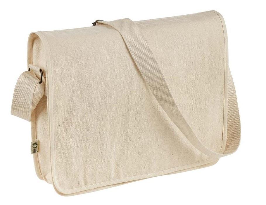 Bio katoen Schoudertas - Office Bag