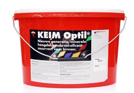 Optil muurverf - kleur (groep III)