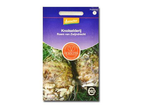 Biologische groenten Knolselderij