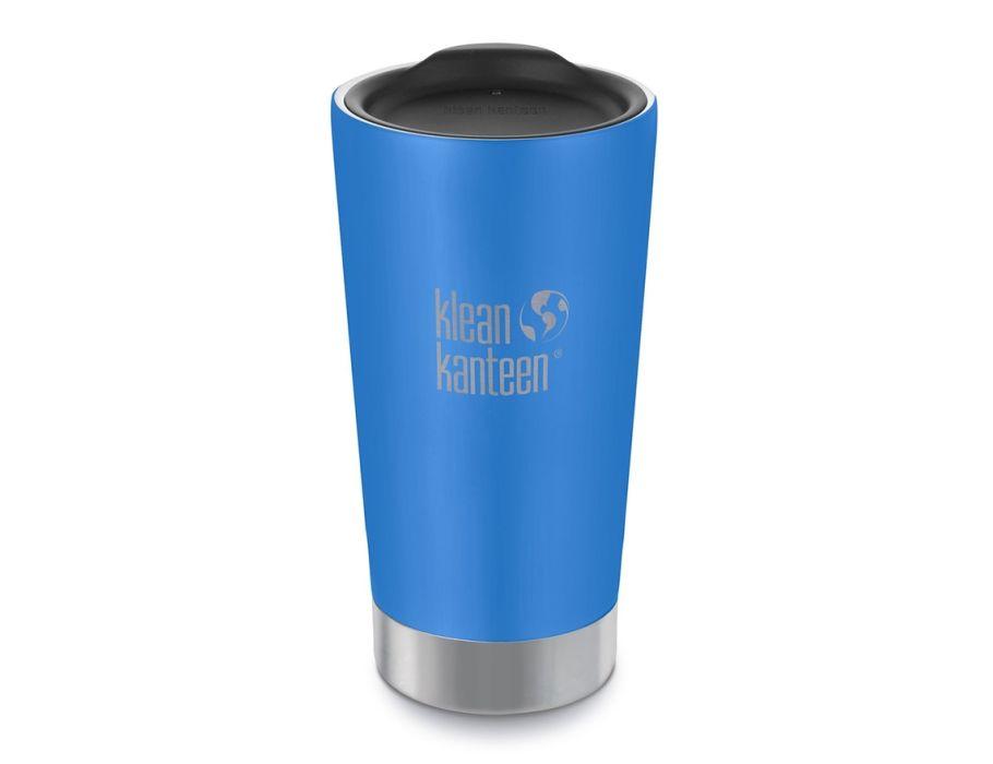 Koffie beker 16oz Tumbler Pacific Sky blue