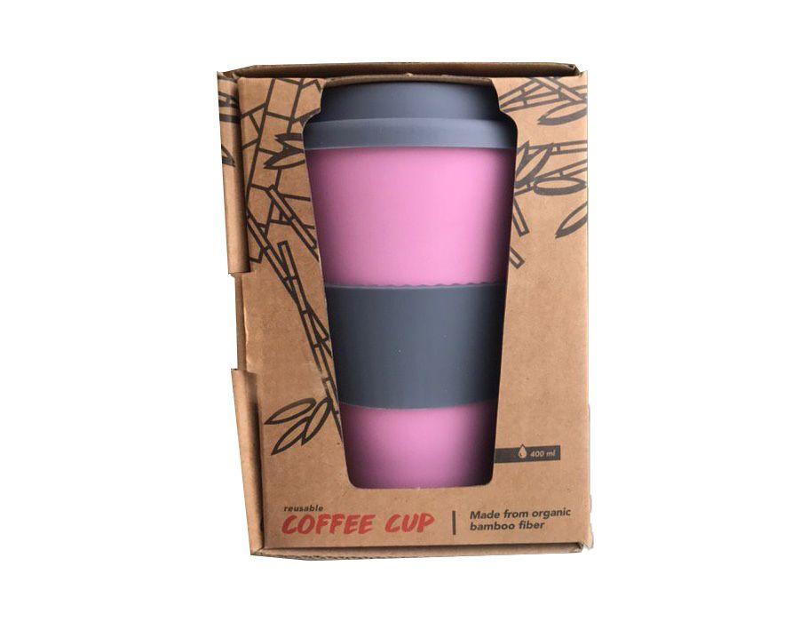 Bamboe Koffie Beker 400 ml