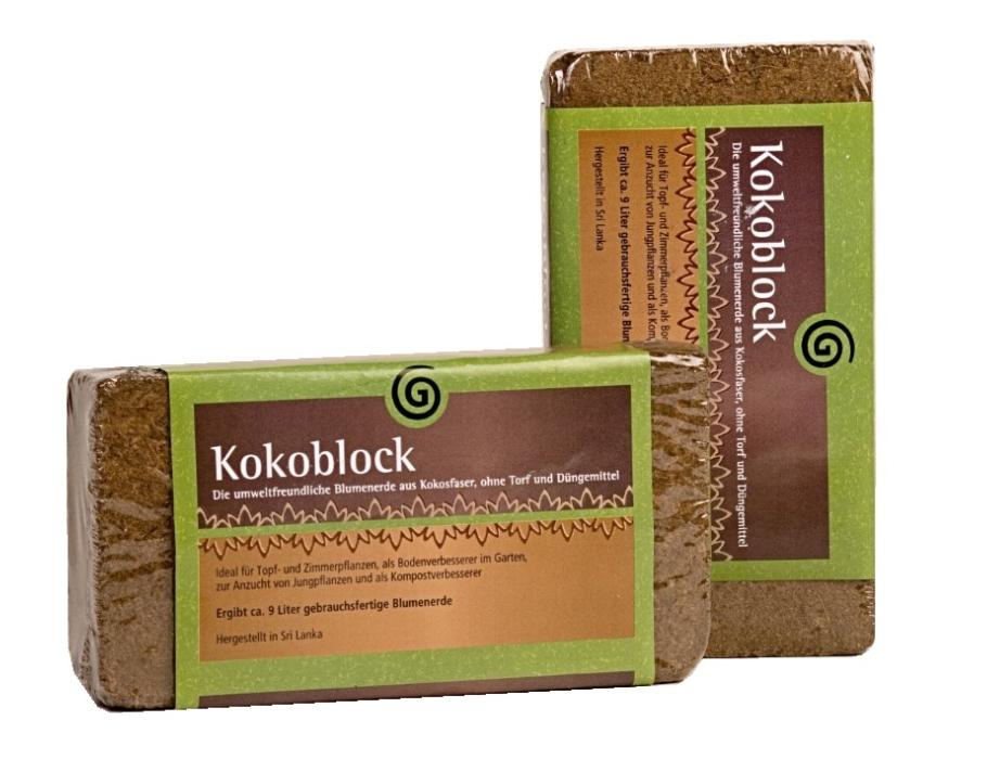 Kokosblok 750 gram