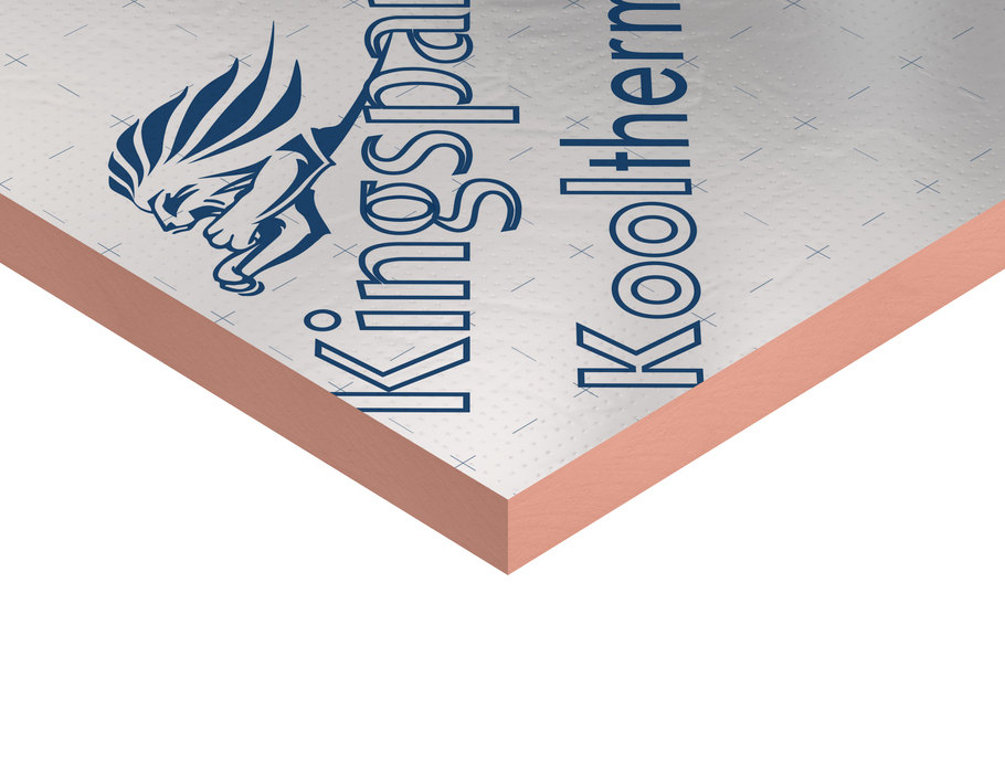 Kooltherm K12 Frameplaat