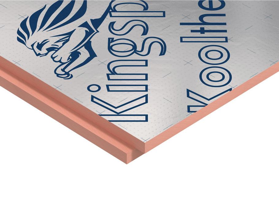 Kooltherm K8 spouwplaat