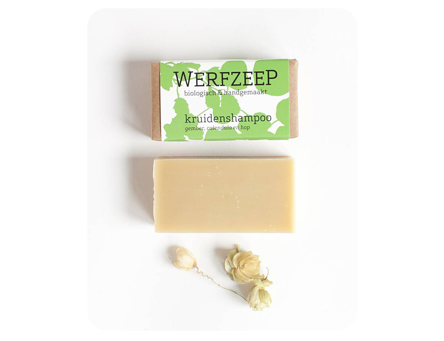 Werfzeep Kruiden Shampoo - 100 gr