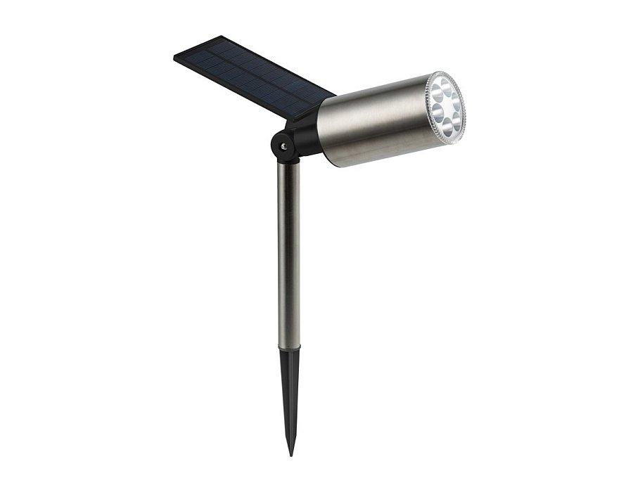 Buitenlamp met Zonnepaneel