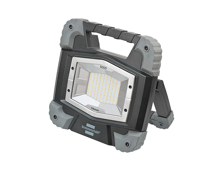 Smarter LED Baustrahler