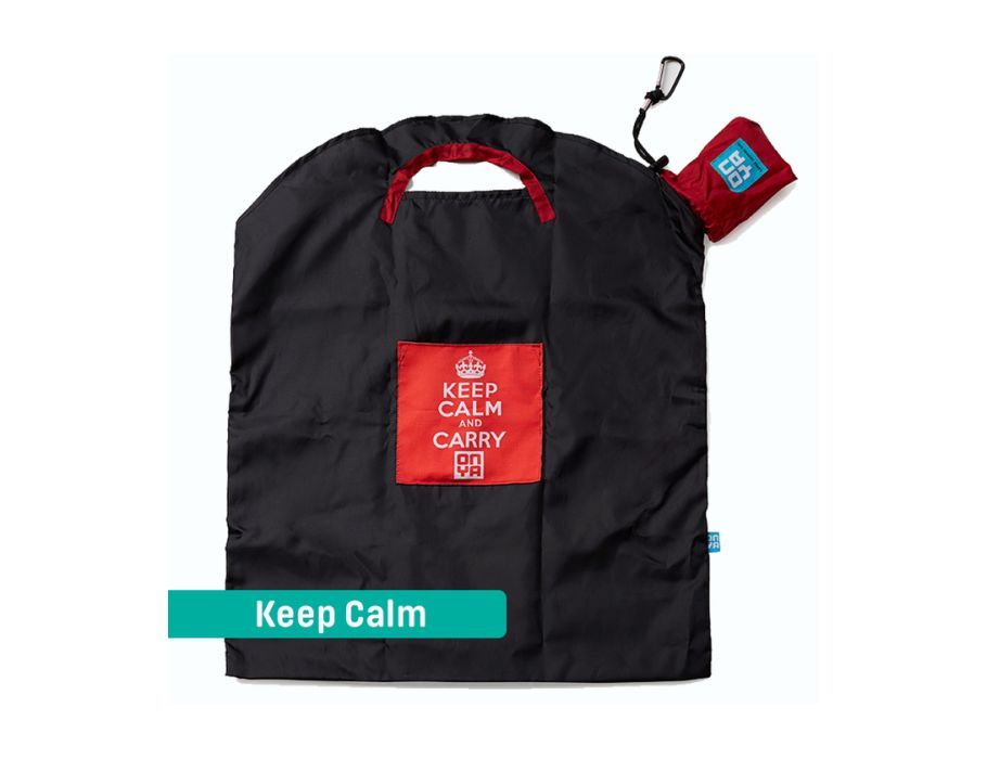 herbruikbare-shopper-keep-calm