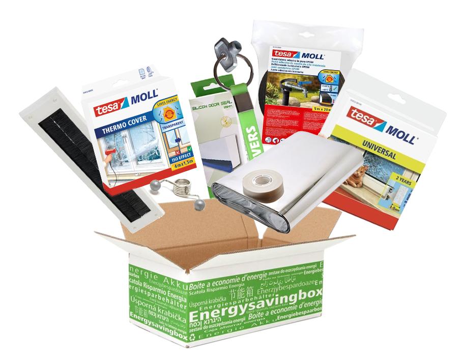 Energiebespaarbox -  V2 - large - Gasbesparing