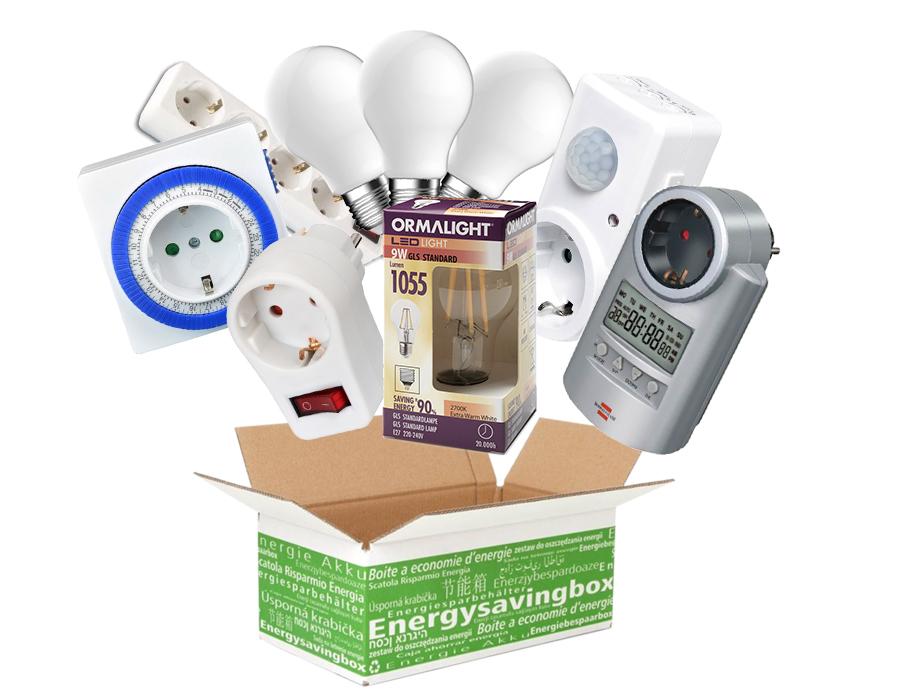 Energiebespaarbox - Stroom besparen - large
