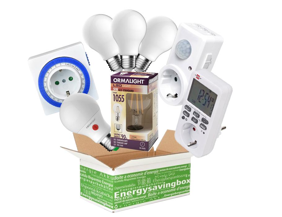 Energiebespaarbox - V2 Stroom besparen - large