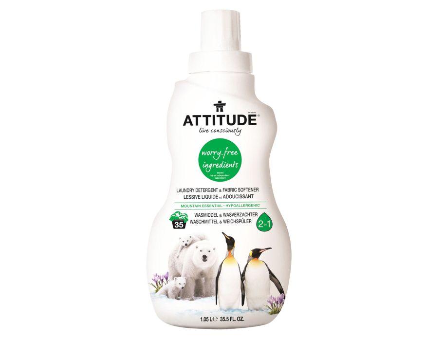 Attitude Waschmittel & Weichspüler