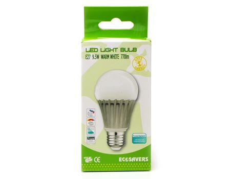 Eco ledlamp - grote fitting - 770 lumen - powerxplore