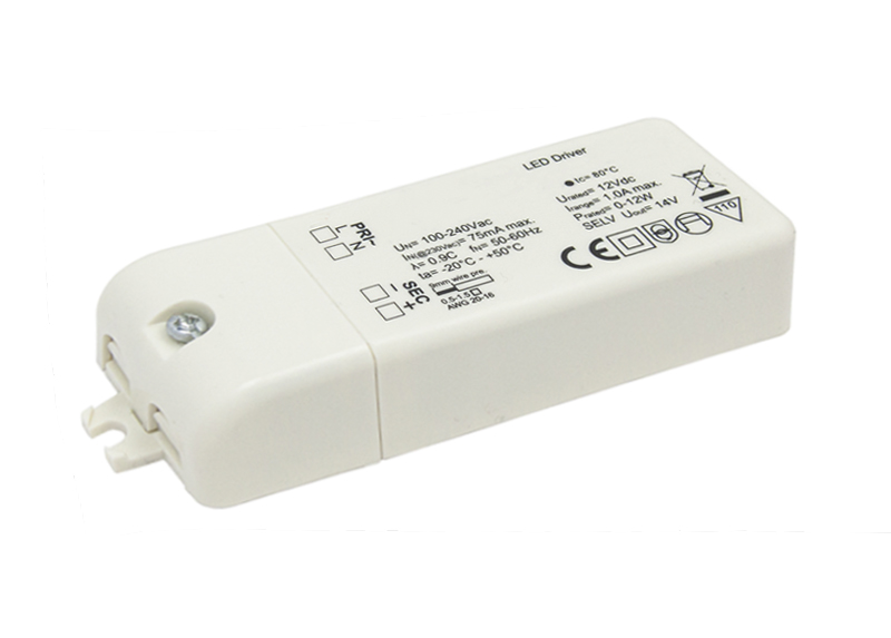 Led-Treiber - 12V - Für 1 bis 6 Glühbirnen