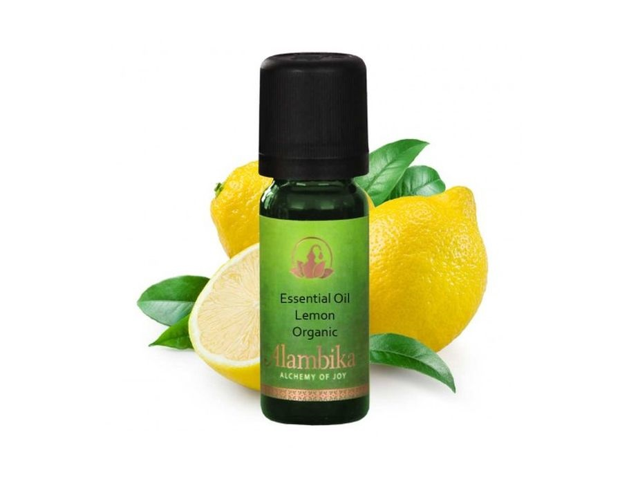 Aromatische olie - Citroen - 10 ml