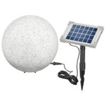 Solar led Lichtkogel Stone 40