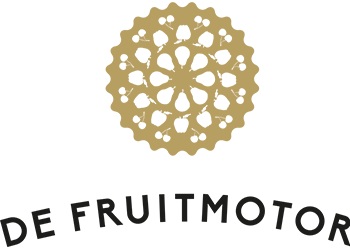 De Fruitmotor logo