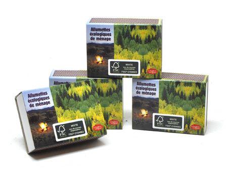 Streichhölzer 4 pack